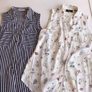 BCX & Express 2 blouse bundle